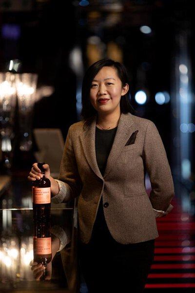 Sky Huo, seasoned bartender as well as Spirits Alchemist of Nikka Whisky HK
