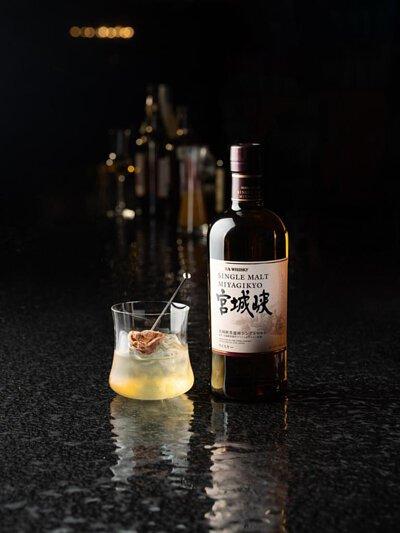 nikka whisky x ritz carlton dinner