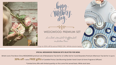 mother's day gift selection