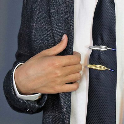 GL襯衫獨領風騷,什麼是領帶夾