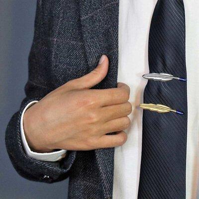 獨領風騷,提高紳士的魅力,教你正確的領帶夾夾法