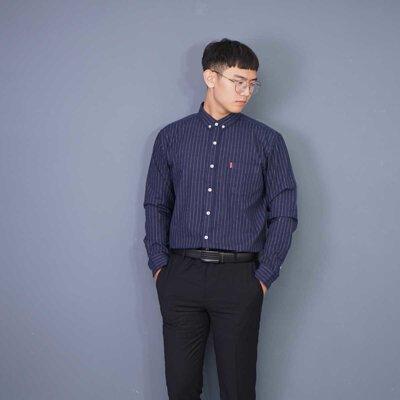 GL襯衫2種皮帶用法,讓你的穿搭更加分!