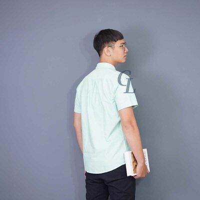 GL襯衫牛津襯衫襯衫的魅力