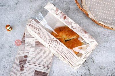 面包袋 点心袋 开窗袋 纸袋 透明袋