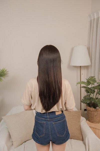 蛋殼北北,免沖洗護髮,水漾髮鍵修護護髮霜,ink hair