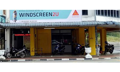 Windscreen2U Butterworth