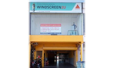 Windscreen2U Sungai Petani