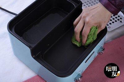 FUJACOOK 富甲酷客萬用即食鍋料理完用布輕輕擦一下就清潔溜溜