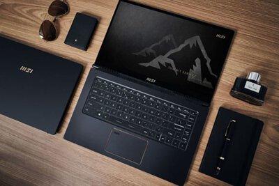 MSI, Gadget, Summit, laptop, 手提電腦