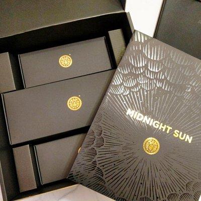 midnightsun午夜太陽,午夜太陽保養品,轉生保養品,轉生系列,轉生奢華保養品
