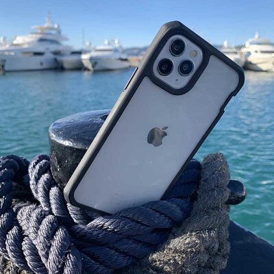 ITSKINS iPhone 11 HYBRID SOLID-防摔保護殼