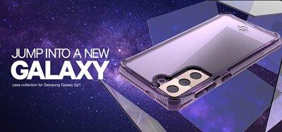 ITSKINS Samsung Galaxy S21 系列抗菌保護殼