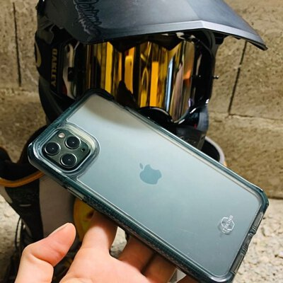 ITSKINS iPhone 12 Pro Max SUPREME CLEAR-防摔保護殼