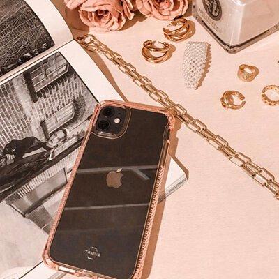 ITSKINS iPhone 12 mini SUPREME CLEAR-防摔保護殼