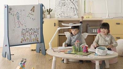 孩子的房間該用什麼燈?