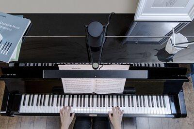 琴譜琴面都要夠亮
