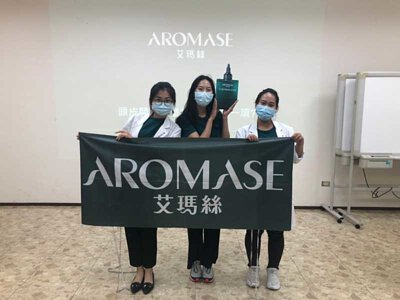 AROMASE晶碩科技頭皮檢測