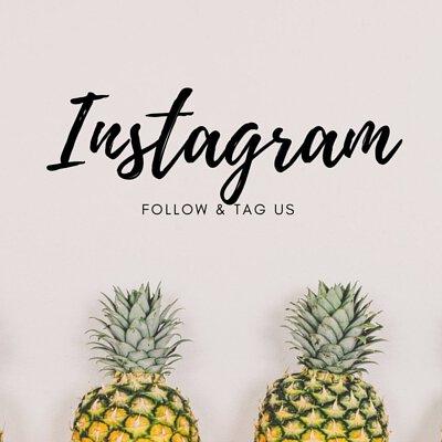 Nature Fruit Instagram