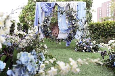 青青格麗絲婚禮佈置