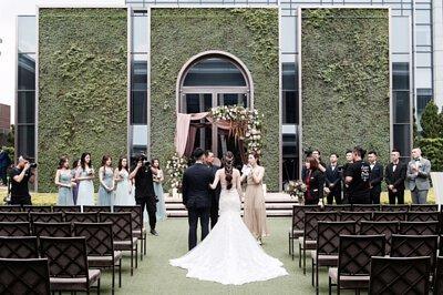 萬豪婚禮佈置