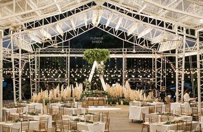 納美花園婚禮佈置