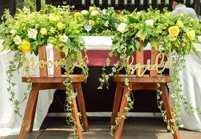 大溪威斯汀婚禮佈置