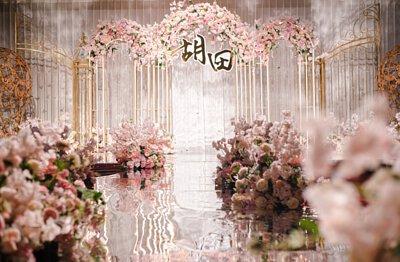 蘭成晶英婚禮佈置