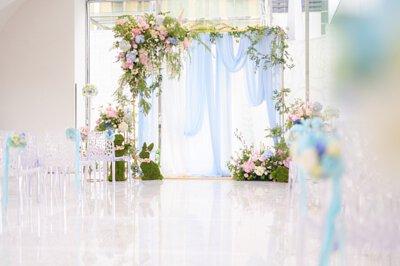 新莊典華婚禮佈置