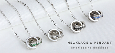 interlocking pendant