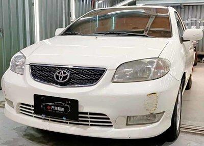 Toyota Vios 1 車頭燈