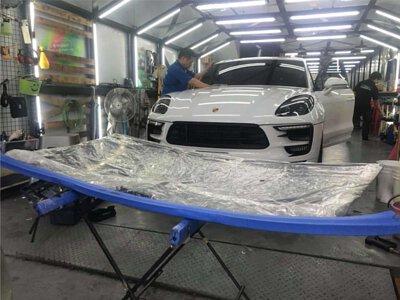 汽車玻璃修補