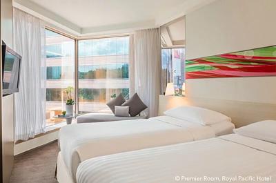 香港皇家太平洋酒店, Staycation, 皇家太平洋酒店, Staycation 2021, 維港, 酒店, 酒店2021,