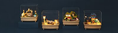 生活電器.藍牙喇叭、藍芽播放器|Wooderful life 原木禮品設計商店