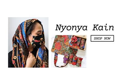 Nyonya Kain Homepage
