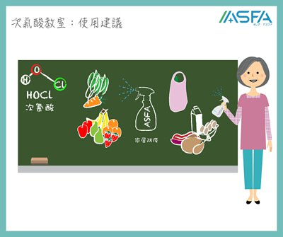 次氯酸 HOCl 教室