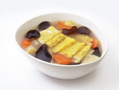 經典黃金蛋湯