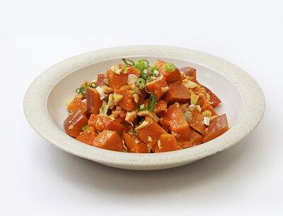 鹹蛋煨金瓜