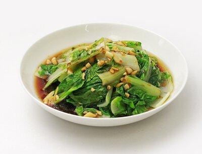 蒜拌小白菜