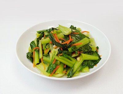 清炒青江菜