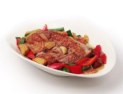醬燒鮮海魚