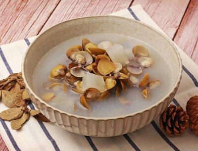 黃金蜆冬瓜湯