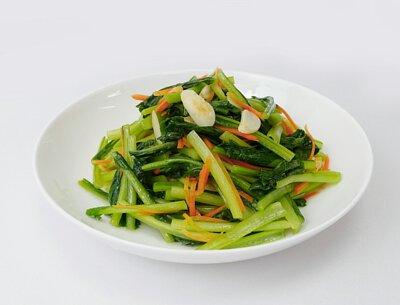 清炒小松菜