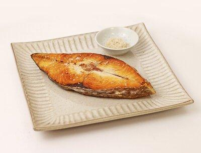 乾煎土魠魚