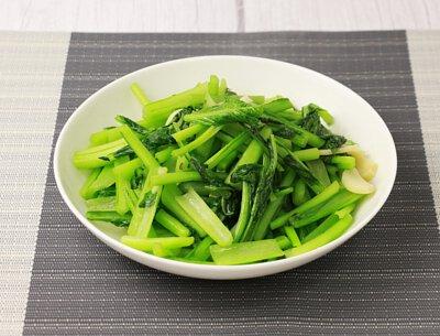 茶油小松菜
