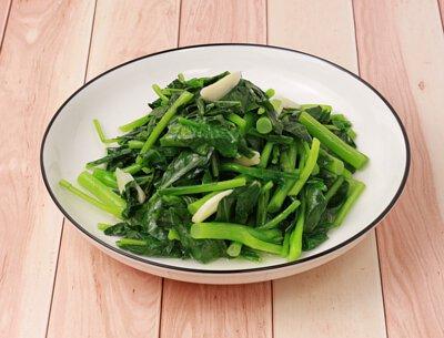 鮮炒芥藍菜
