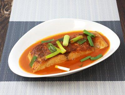 茄汁鬼頭刀魚排