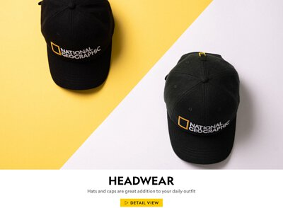 Hats and caps are great addition to your daily outfit