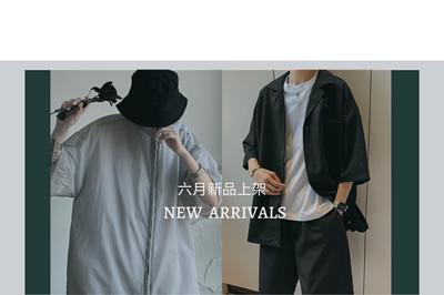 BROS韓版男裝-6月新品