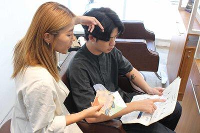 好剪才 好剪才髮物所 頭皮 頭皮檢測 油性頭皮 乾性頭皮 頭皮出油