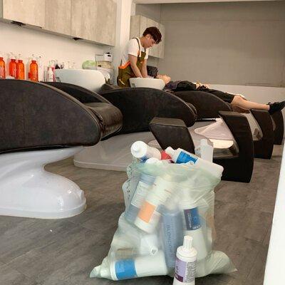 好剪才 好剪才髮物所 福爾摩沙 洗髮凝露 洗髮精 補充包 環保 減塑